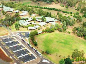 School expansion: music hall, classrooms, amphitheatre