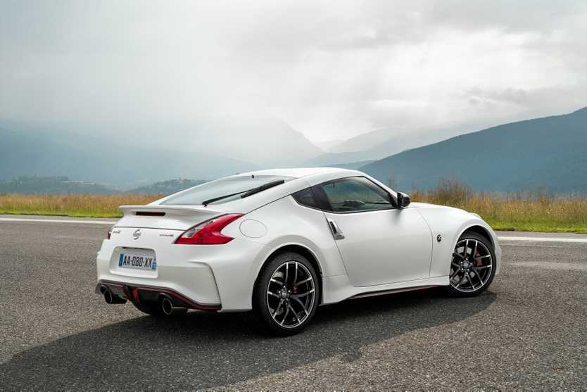 Nissan 370Z Nismo should be the next Nismo product sold in Australia after the GT-R Nismo.Photo: Contributed