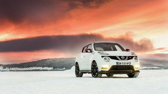 Nissan Juke Nismo RS. Photo: Contributed