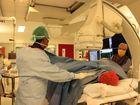 Dr Manish Kumar implanted his 101st pacemaker at Mackay Base Hospital