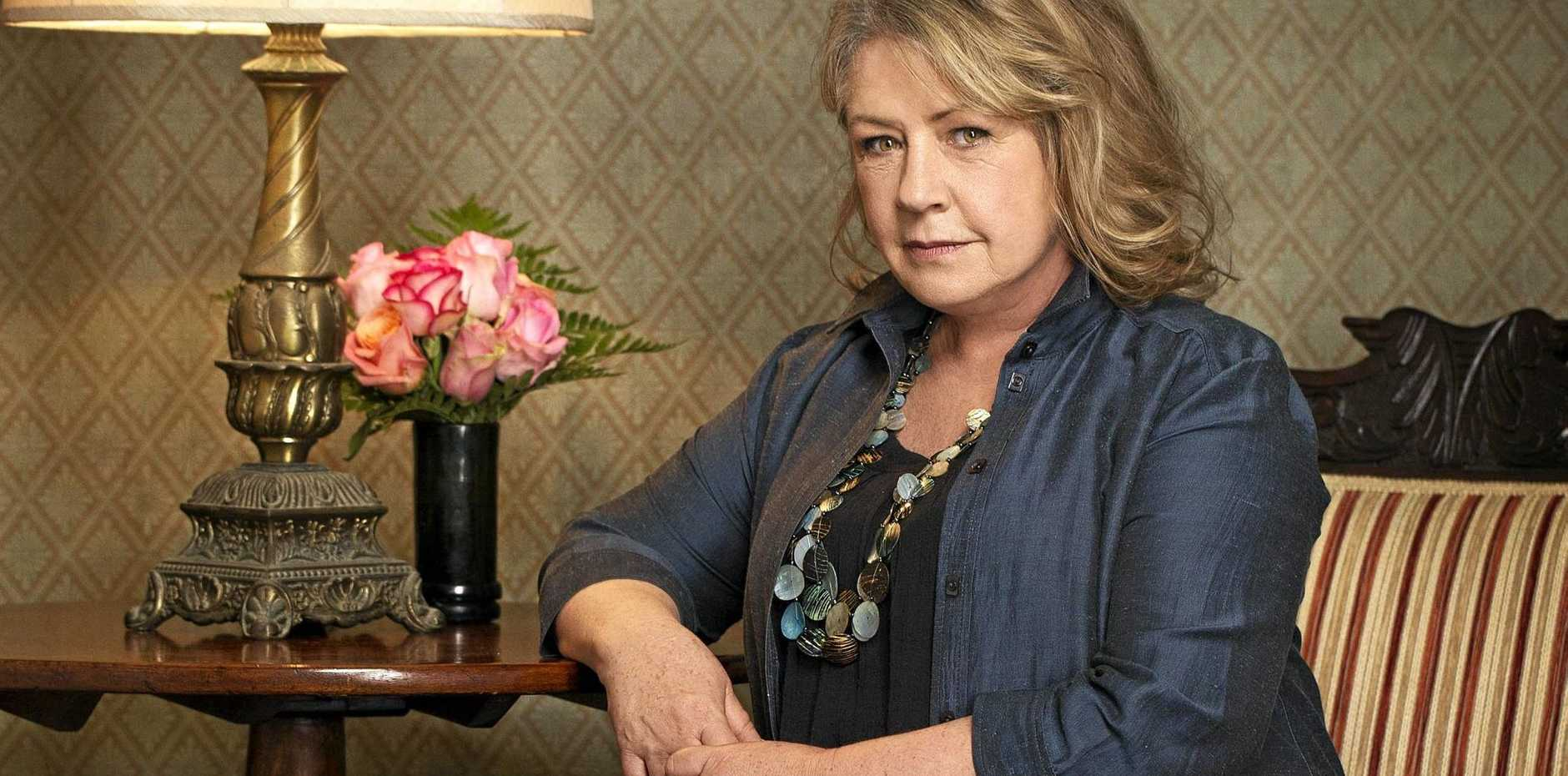 ACCLAIMED: Noni Hazlehurst as Elizabeth Bligh in a Place to Call Home.