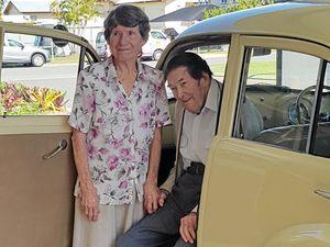 Couple celebrates 60 years