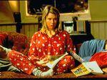 Renee Zellweger in a scene from the movie Bridget Jones's Diary.