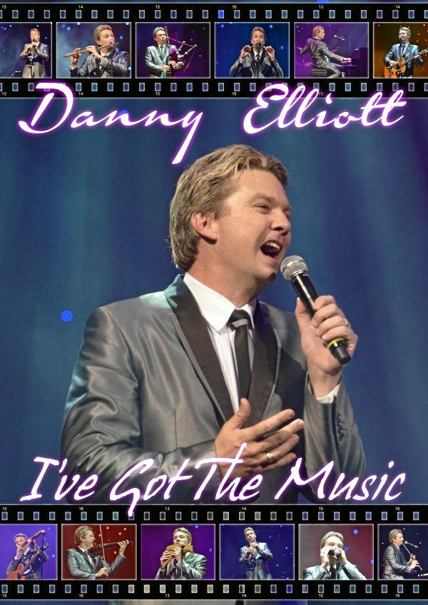 IN TUNE: Danny Elliott will perform his hit show at Proserpine.