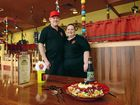 MUY DELICIOSO: Montezuma's Riverlink franchisees Tina and Terry Bartholomai.