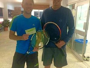 Hot balls are back at Gladstone squash courts