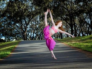 Tiny dancer Kadelle ranked among nation's best