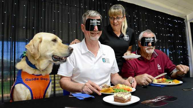 Blind dating in Brisbane