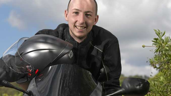 POPULAR: Braden Lang was farewelled at a funeral last Tuesday.
