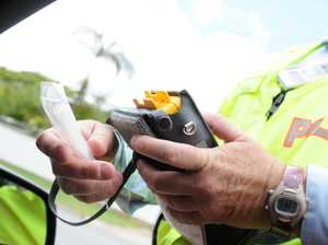 Flasher charged with drink driving