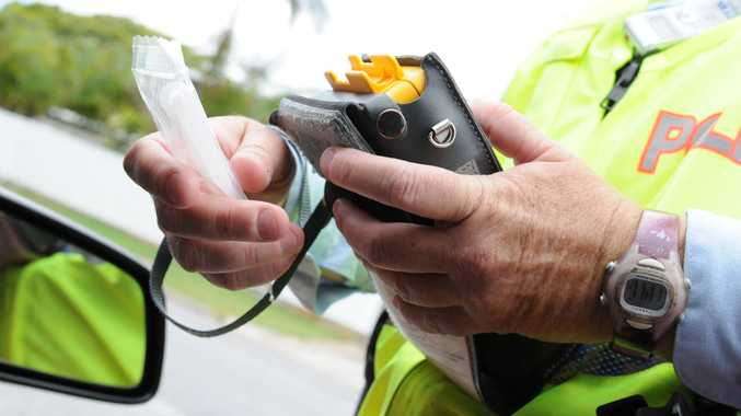 Drink driver was almost five times the legal limit