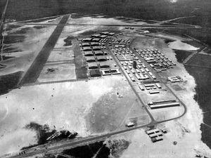 WW2 veterans return to Evans Head airfield