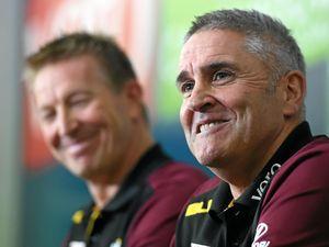 New Lions boss wants 'selfless brand of football'