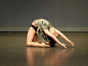 Rockhampton ballerina Kenzie Andrews, 9, on world stage