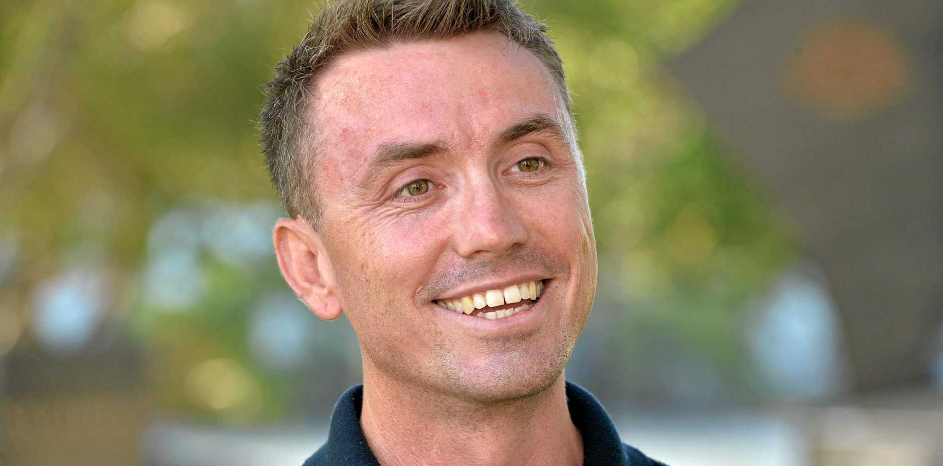 James Ashby - former staffer of Peter Slipper. November 26, 2015. Photo Patrick Woods / Sunshine Coast Daily