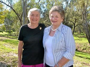 Best friends Glenda and Mary reflect on 40 years of Roma Meals on Wheels