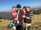 HORROR INJURY: A gofundme site has been set up to help the family of Scott Farrell, who was injured in a paramotor accident on Monday.
