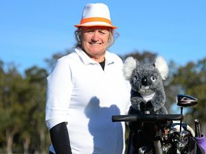 Headland stalwart chases third national senior golf title