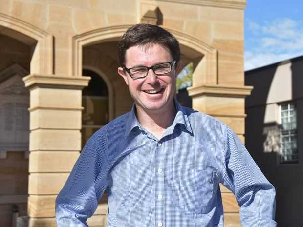 SPEAK UP: Member for Maranoa David Littleproud is calling for people to have their say in the Religious Freedom Review.