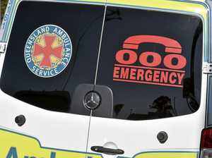 Man escapes serious injury in Kawana Way rollover