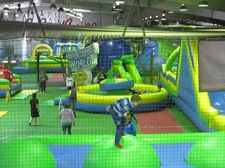 Inflatable World.