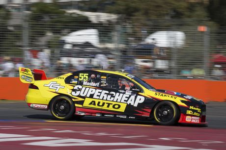 Mostert is currently seventh in the Supercars drivers championship.