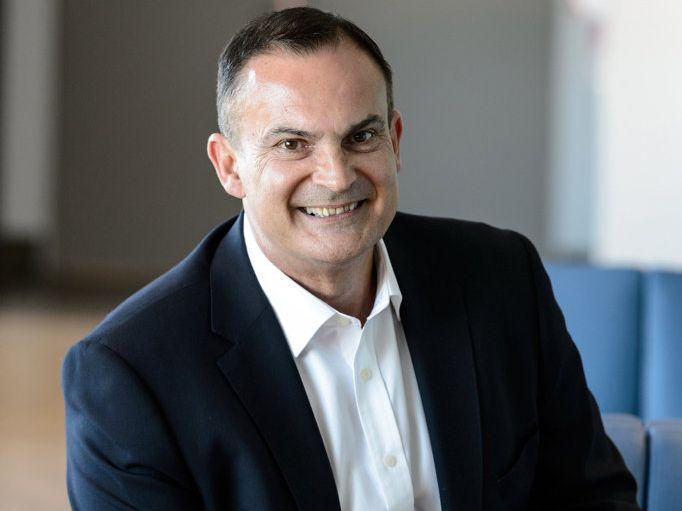 WBHHS chief executive Adrian Pennington.
