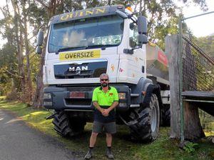 Tassie Truckin' - Kent Armstrong