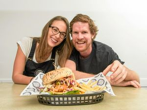 New burger joint hits the right spot