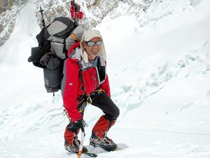 Australia's top climber to share tales of Everest