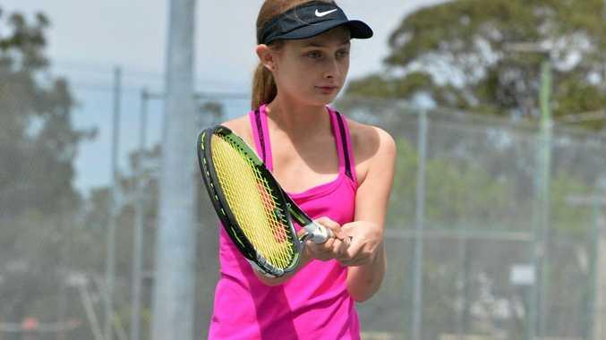 STAR: Britney Fallon has won the Sunshine Coast junior development series.