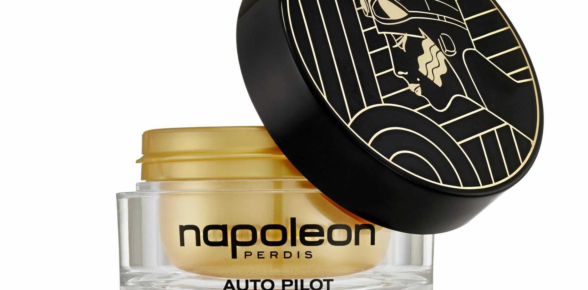 Napoleon Perdis cosmetics has opened in Mackay.