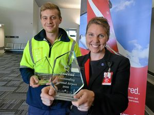 Roma is officially Australia's best regional airport, again