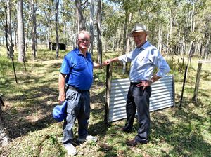 Hervey Bay Men's Shed 'delighted' with new location