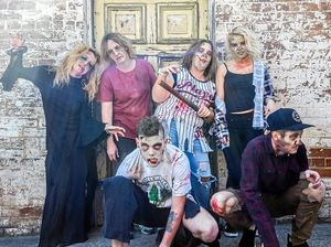 Zombie Walk plus 7 more holiday activities