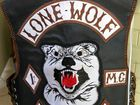 A member of the Lone Wolf Outlaw Motorcycle Gang has faced court.