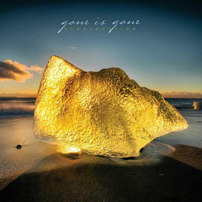 The cover of the new Gone is Gone album. Photo Contributed