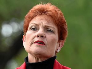 Pauline Hanson says Coast needs rail upgrade