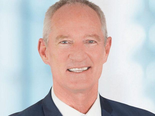 Member for Buderim Steve Dickson.