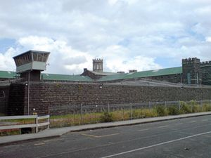 Fight clubs formed in NZ prison