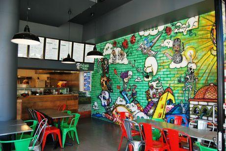 The Burrito Bar opens in Toowoomba tomorrow.