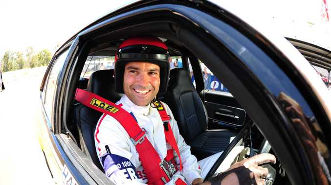 BROCK STAR: As if the Great Race wasn't enough, Ten treats us to a two-part telemovie on Peter Brock's life, starring Matt Le Nevez. And it's really worth a watch, race fan or not.