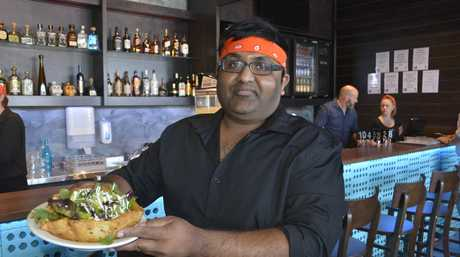 The Burrito Bar franchisee Ram Raminedu