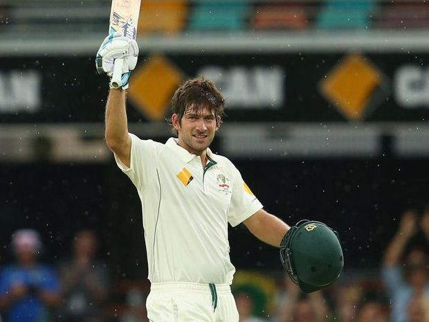 Joe Burns will be looking to score a place in the Australian squad.
