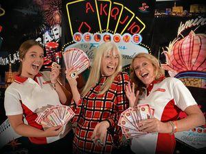 Casino night to support Team Adem