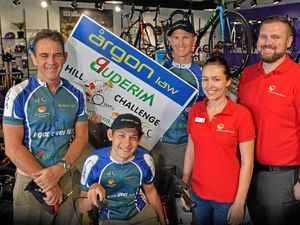 Beat the Buderim 9 for cerebral palsy awareness