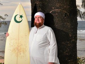 BIG READ: Aussie surfer is now the Coast's first Imam