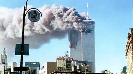 World Trade Center were brought down in a terrorist attack on September 11, 2001.