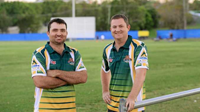 Northsiders cricket coaches Marcus and Michael Hillier are keen to create a fun and successful team environment this season.