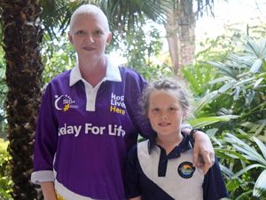 Whitsunday mother shares personal story ahead of Relay for Life